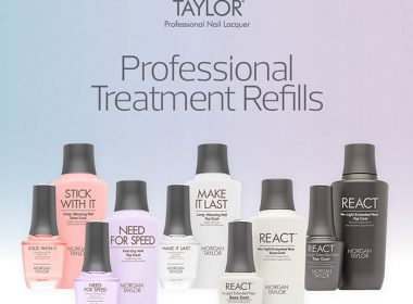 Morgan Taylor Professional Treatment Refills