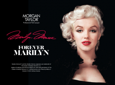 Introducing Forever Marilyn By Morgan Taylor
