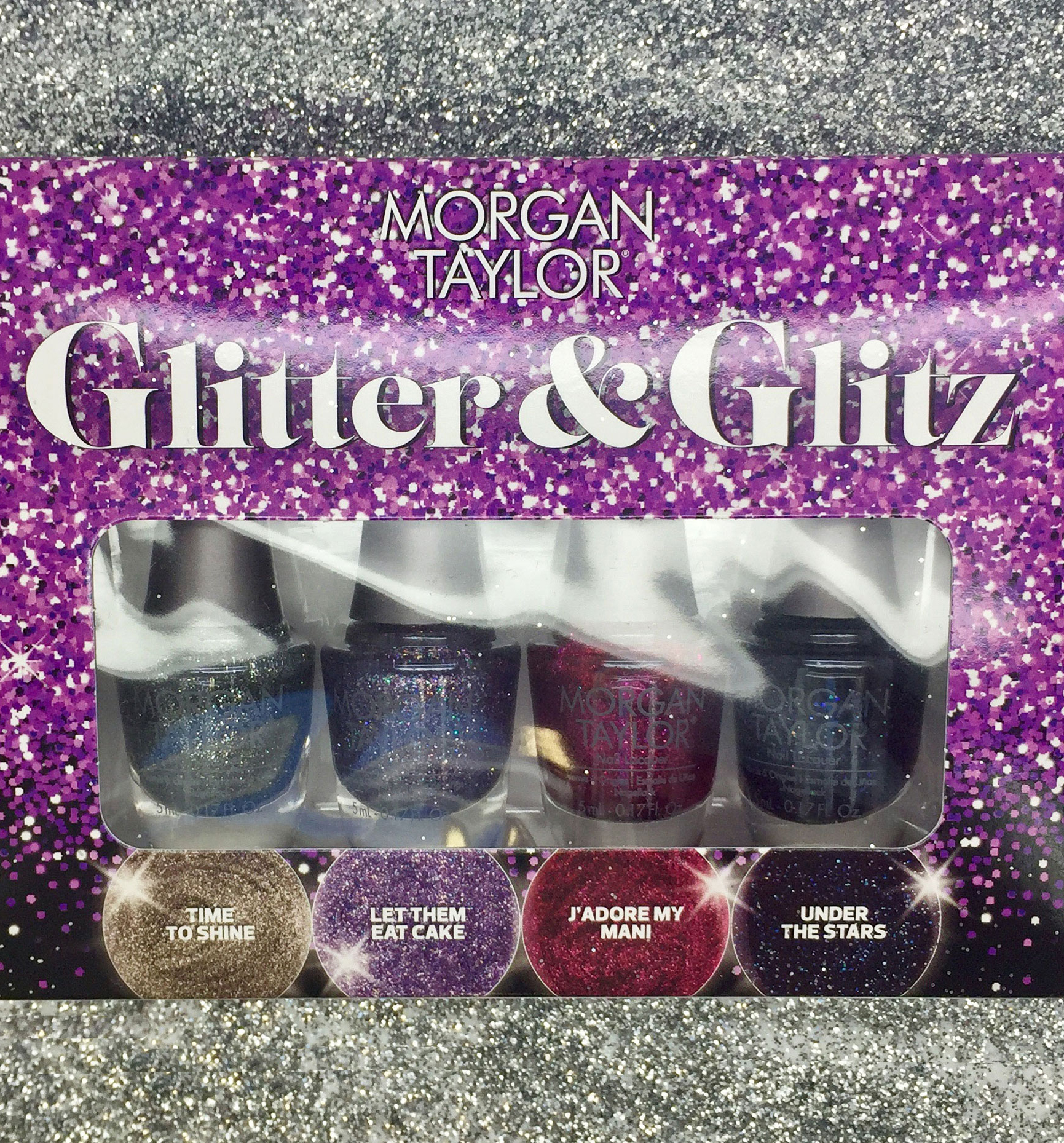 Give The Gift Of Glamour This Christmas With Morgan Taylor's Gift Sets!