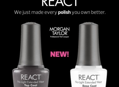 Make Every Polish You Own Better With Morgan Taylor's React!