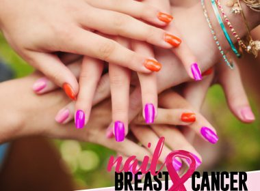 Nail Breast Cancer Is Back This October!