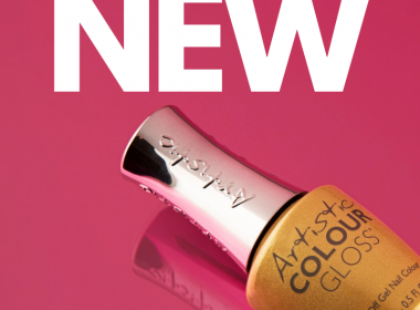 The NEW Artistic Colour Gloss Bottle