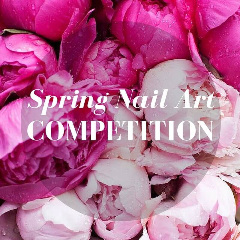 Enter Our Spring Nail Art Competition!
