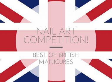 Enter Our August Nail Art Competition Here!