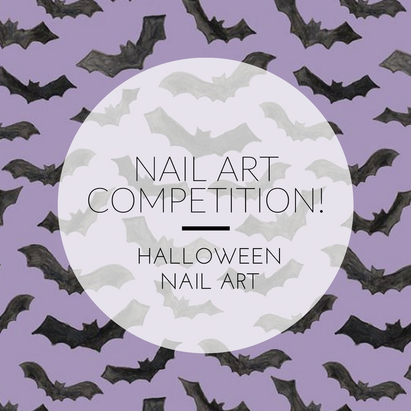 Enter Our Halloween Nail Art Competition Here!