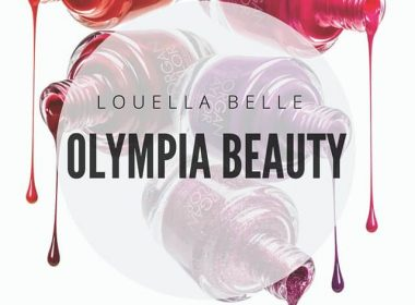Louella Belle at Olympia Beauty 2015