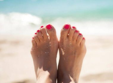 Give The Perfect Pedicure With Louella Belle!