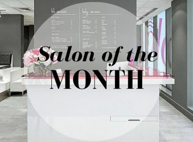 Become Our Salon Of The Month Here!