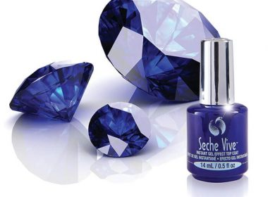 Introducing Seche Vive Instant Gel Effect Top Coat!