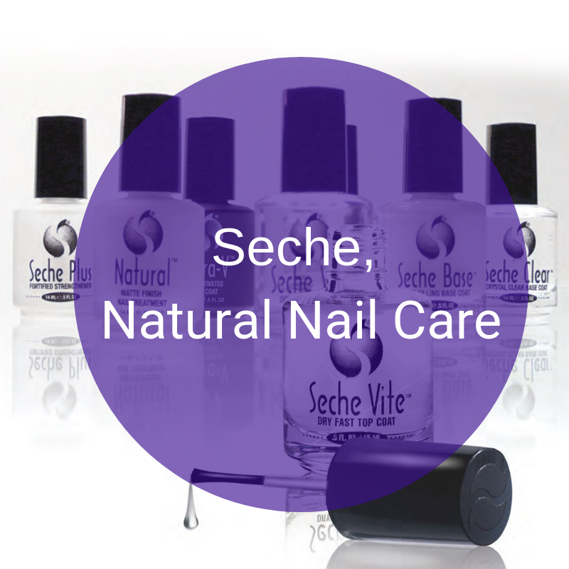 Seche, Natural Nail Care