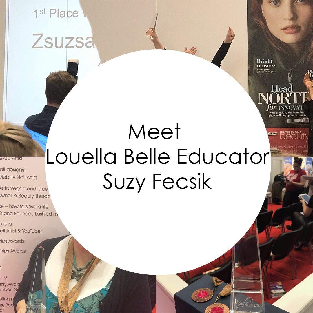 Quick Fire Round With Suzy, Louella Belle Educator For Derby