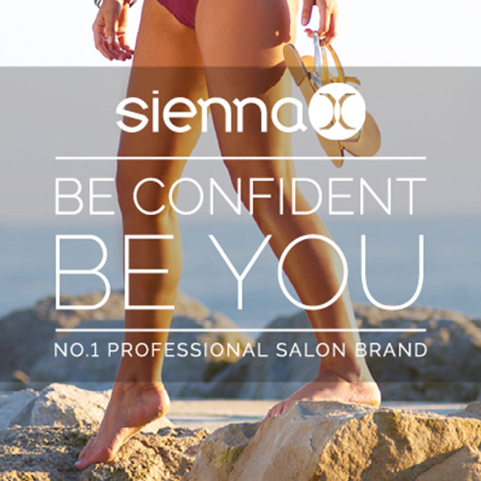 Retailing With Sienna X Tanning Products
