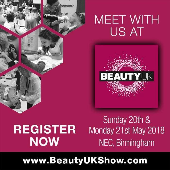 Beauty UK Birmingham Show Offer