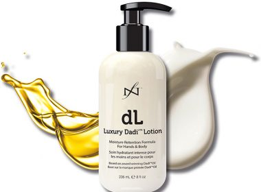 The Wait Is Over… Luxury Dadi' Lotion is Here!