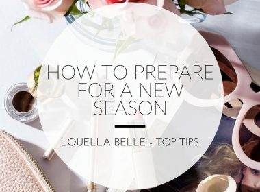 How To Prepare For A New Season