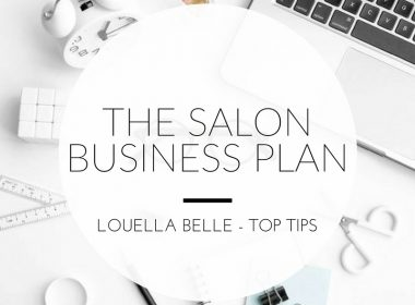 The Salon Business Plan
