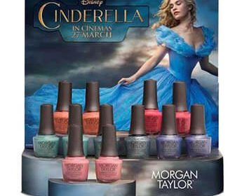 Morgan Taylor's Disney Cinderella Collection