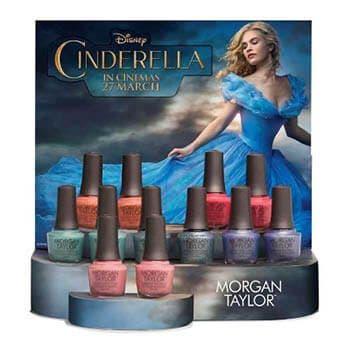 Morgan Taylor's Disney Cinderella Collection