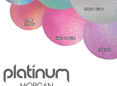 Platinum, a new level of luxe lacquers.