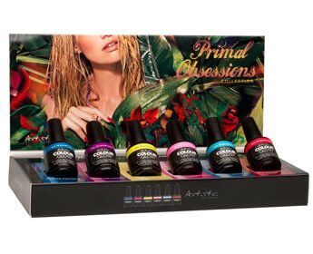 Artistic Colour Gloss' Primal Obsessions Collection