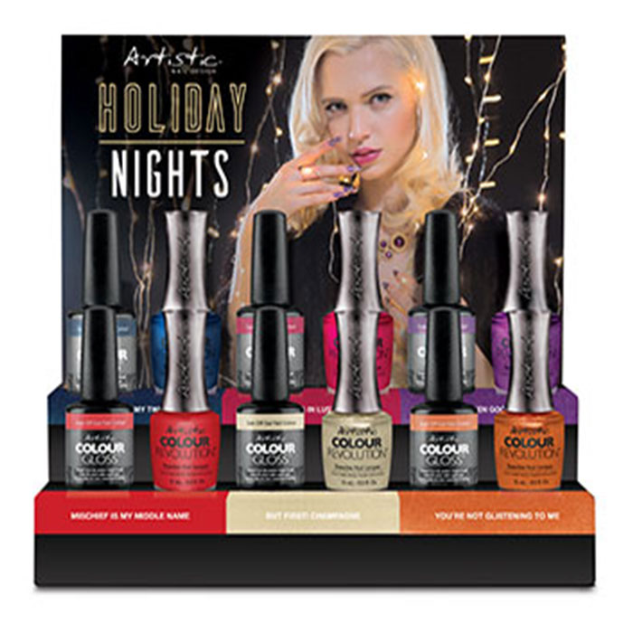 Introducing the Holiday Nights Collection From Artistic