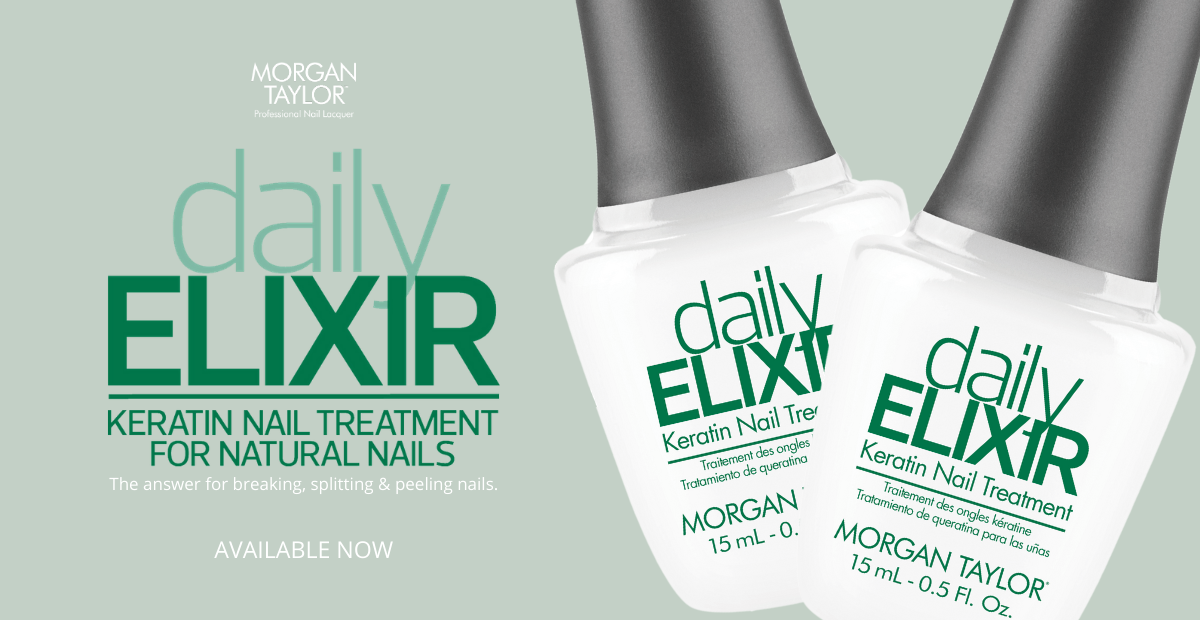 Introducing dailyELIXIR By Morgan Taylor