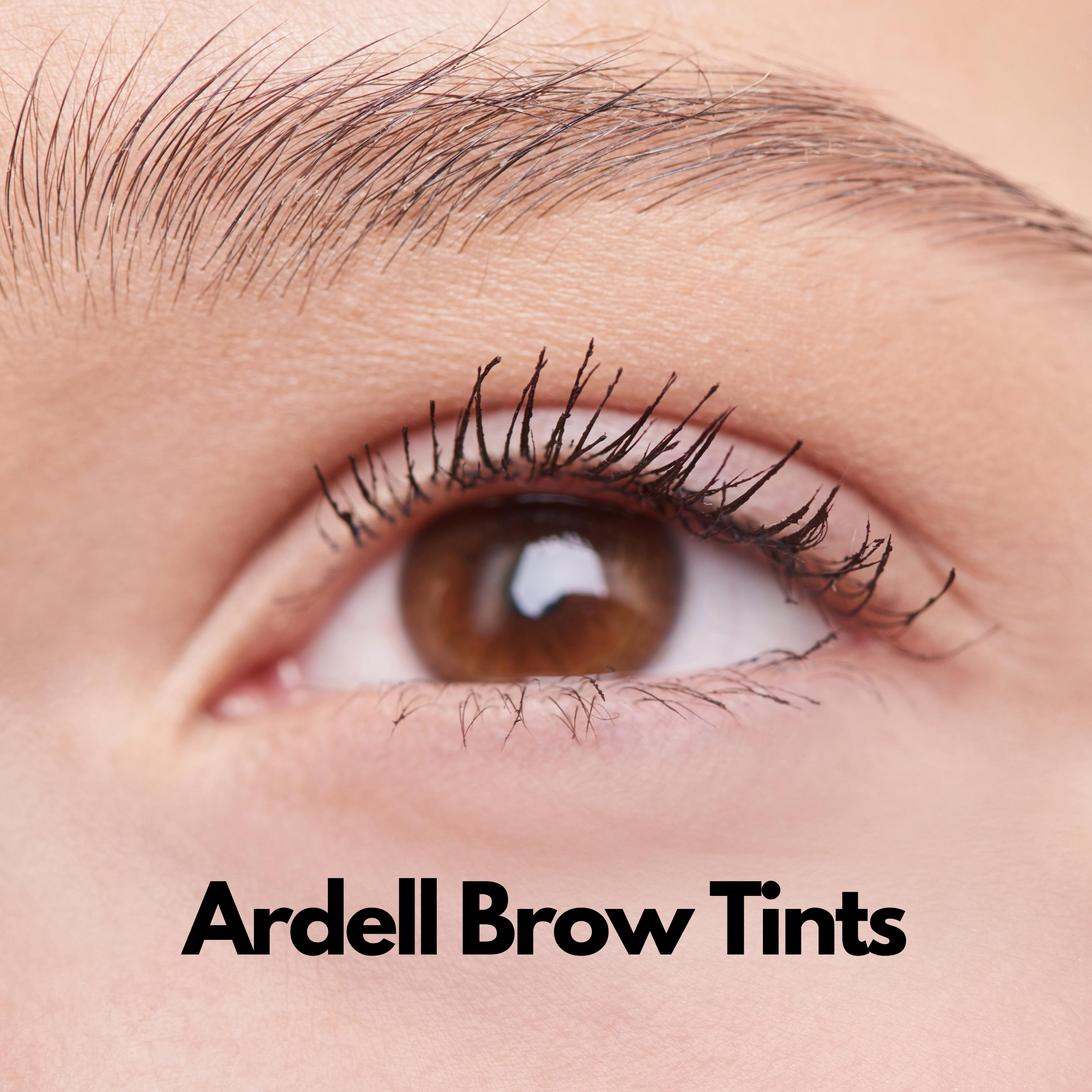 Introducing Ardell Brow Tints