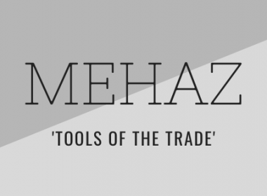 Mehaz - 'Tools of the Trade'