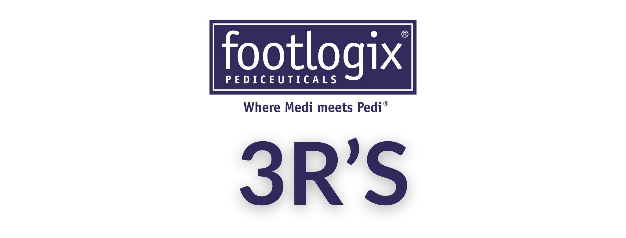 Footlogix 3R's