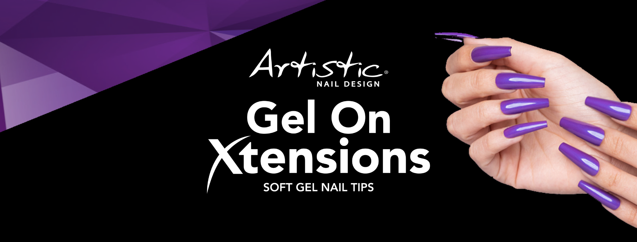 Introducing Gel On Xtensions From Artistic!