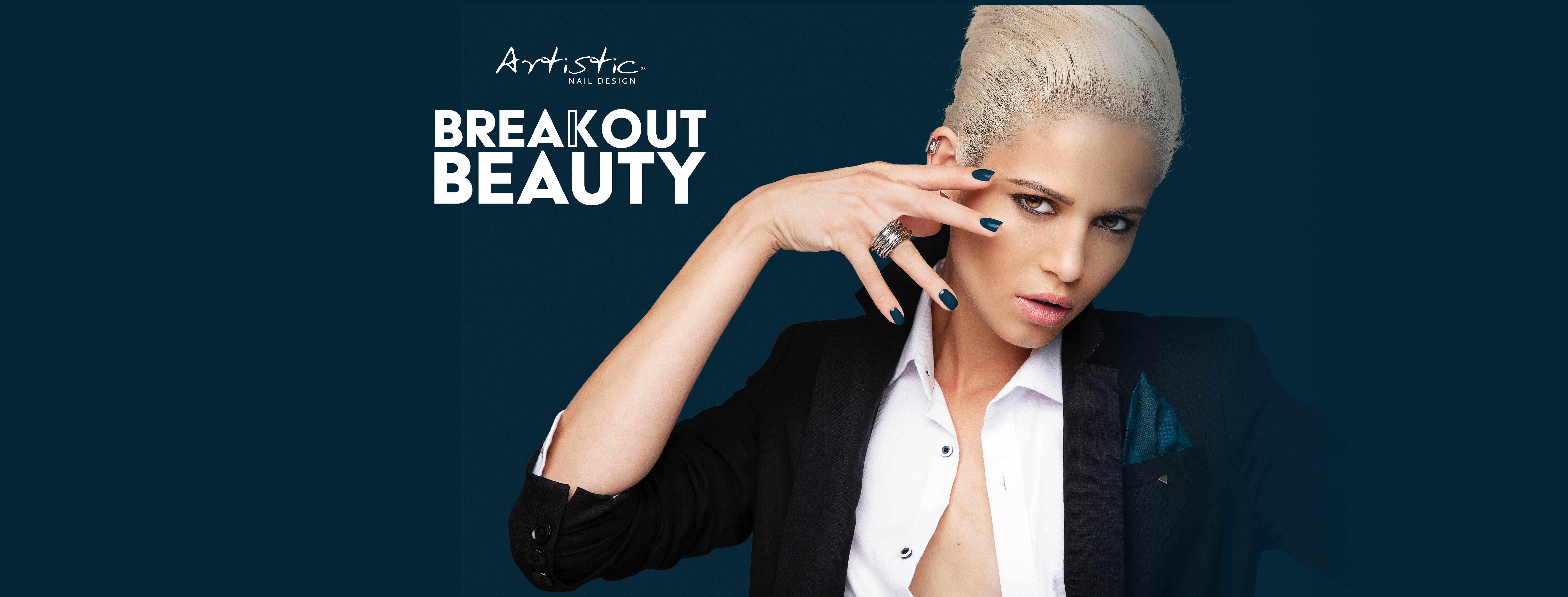 Introducing Artistic Fall 2021 Collection - Breakout Beauty